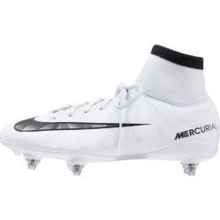 Buty sportowe chłopięce: Nike Performance MERCURIAL VAPOR XI CR7 SG Korki wkręty blue tint/black/white