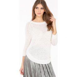 Swetry klasyczne damskie: Sweter z akrylu