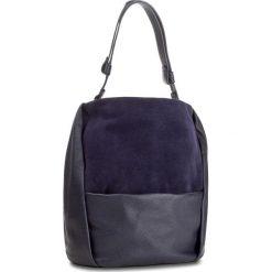 Torebka CREOLE - K10445  Granat. Niebieskie torebki klasyczne damskie Creole, ze skóry. W wyprzedaży za 259,00 zł.