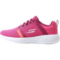 Buty sportowe damskie: Skechers Performance GO RUN 600 Obuwie do biegania treningowe pink/trim
