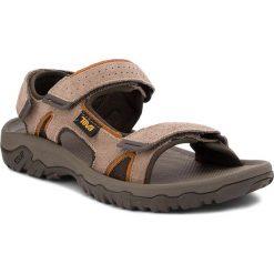 Sandały TEVA - Katavi 2 1019192 Walnut. Brązowe sandały męskie skórzane Teva. W wyprzedaży za 199,00 zł.