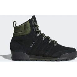 Buty trekkingowe męskie: Adidas Buty męskie Jake 2.0 Core Black / Base Green / Core Black r. 43 1/3 (B41494)