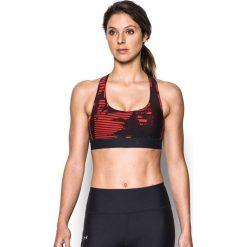 Biustonosze sportowe: Biustonosz sportowy w kolorze czerwono-czarnym