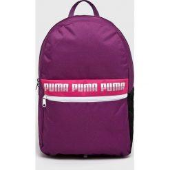 Puma - Plecak. Fioletowe plecaki męskie Puma, z poliesteru. Za 99,90 zł.
