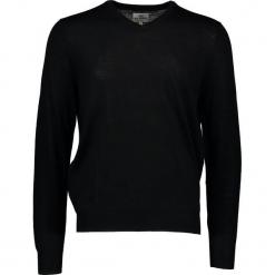 Sweter w kolorze czarnym. Czarne swetry klasyczne męskie marki Ben Sherman, m, z wełny. W wyprzedaży za 195,95 zł.