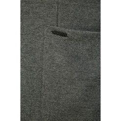 Guess Jeans - Marynarka. Szare marynarki męskie slim fit Guess Jeans, z aplikacjami, z bawełny. W wyprzedaży za 379,90 zł.