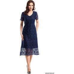 Sukienki hiszpanki: Sukienka wieczorowa