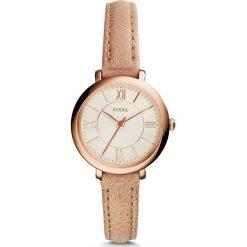 Zegarek FOSSIL - Jacqueline ES3802  Other/Rose Gold. Różowe zegarki damskie marki Fossil, szklane. Za 479,00 zł.