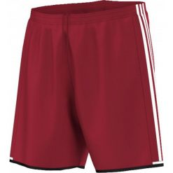 Spodenki sportowe męskie: Adidas Spodenki męskie Condivo 16 czerwono-białe r. L (AC5236)