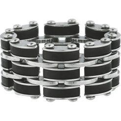Sygnety męskie: Flexibal Rubber Pierścień standard