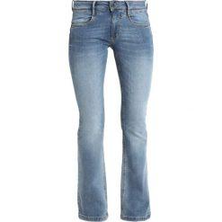 Freeman T. Porter Jeansy Bootcut stone blue denim. Niebieskie jeansy damskie bootcut marki bonprix. Za 419,00 zł.