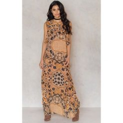 Sukienki: For Love & Lemons Sukienka Maxi Margot - Multicolor