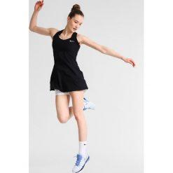 Nike Performance PURE Sukienka sportowa black/white. Czarne sukienki sportowe marki Nike Performance, m, z elastanu, sportowe. Za 529,00 zł.