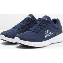 Kappa TRUST Obuwie treningowe navy/white. Szare buty sportowe męskie marki Kappa, z gumy. Za 169,00 zł.