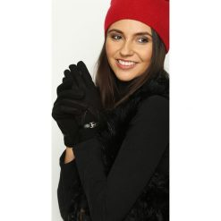 Rękawiczki damskie: Czarne Rękawiczki Discuss