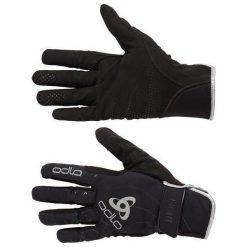 Rękawiczki męskie: Odlo Rękawiczki logic NAGANO LIGHT XC czarne r. L (792700L)