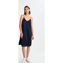 Sukienki hiszpanki: NORR TALLY STRAP  Sukienka letnia navy