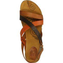 SANDAŁY LEMAR 214. Czerwone sandały damskie marki Melissa, z kauczuku. Za 169,99 zł.