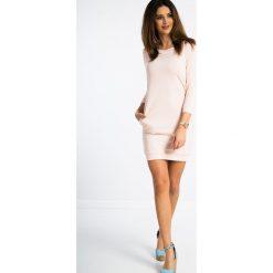Sukienki: Łososiowa Sukienka Sportowa 11880