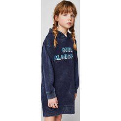 Sukienki dziewczęce: Mango Kids – Sukienka dziecięca Luri 110-164 cm