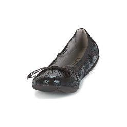 Baleriny Dziecko LPB Shoes  J ELLA METAL. Czarne baleriny dziewczęce LPB Shoes. Za 143,20 zł.