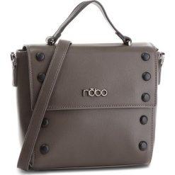 Torebka NOBO - NBAG-F0460-C019 Szary. Szare torebki klasyczne damskie marki Nobo, ze skóry ekologicznej. W wyprzedaży za 149,00 zł.