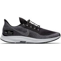 Buty do biegania męskie NIKE AIR ZM PEGASUS 35 SHIELD / AA1643-001. Szare buty do biegania męskie marki Nike, z gumy, na sznurówki. Za 549,00 zł.