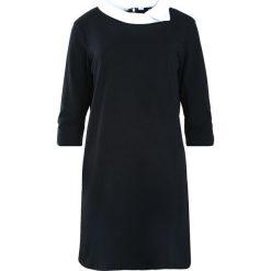 Czarna Sukienka SomethingTo Believe In. Czarne sukienki mini marki Born2be, l. Za 79,99 zł.