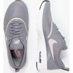Trampki damskie slip on: Nike Sportswear AIR MAX THEA Tenisówki i Trampki gunsmoke/particle rose/black