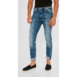 Pepe Jeans - Jeansy Nickel. Niebieskie jeansy męskie regular Pepe Jeans. W wyprzedaży za 339,90 zł.