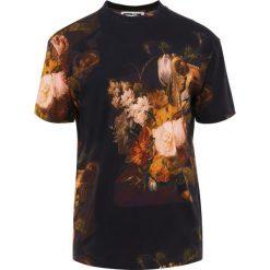 McQ Alexander McQueen DROPPED SHOULDER TEE Tshirt z nadrukiem dutch masters. Czarne t-shirty męskie z nadrukiem McQ Alexander McQueen, m, z bawełny. Za 589,00 zł.