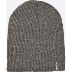 Columbia - Czapka. Szare czapki zimowe męskie Columbia, z dzianiny. Za 89,90 zł.