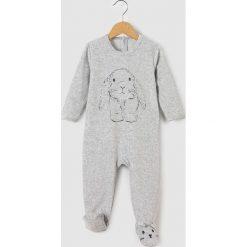 Odzież chłopięca: Piżama welurowa 0 miesiąc – 3 lata