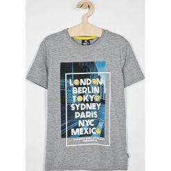 T-shirty chłopięce z nadrukiem: Blukids – T-shirt dziecięcy Smiley World 134-164 cm