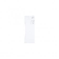 Bluzka z troczkiem klasyczna gładka. Białe bluzki asymetryczne TXM, klasyczne, z klasycznym kołnierzykiem. Za 19,99 zł.
