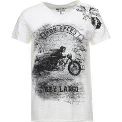T-shirty męskie z nadrukiem: Key Largo IRON SPEED Tshirt z nadrukiem offwhite