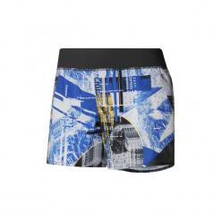 Szorty i Bermudy  Reebok Sport  Spodenki WOR Moonshift Woven. Niebieskie bermudy damskie marki Adidas, m. Za 129,00 zł.