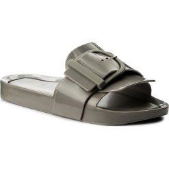 Chodaki damskie: Klapki MELISSA - Beach Slide IV Ad 32286 Grey 01086