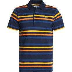 Lacoste Sport TENNIS  Koszulka polo navy blue/marino/apricot/buttercup. Niebieskie koszulki sportowe męskie Lacoste Sport, m, z bawełny. Za 349,00 zł.