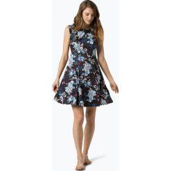 Taifun - Sukienka damska, niebieski. Niebieskie sukienki balowe marki Taifun, w kwiaty, z tkaniny. Za 299,95 zł.