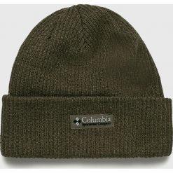 Columbia - Czapka. Szare czapki zimowe męskie Columbia, na zimę, z dzianiny. Za 99,90 zł.