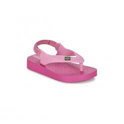 Sandały Dziecko  Ipanema  CLASSIC BRAZIL BABY. Czerwone sandały dziewczęce Ipanema. Za 63,20 zł.