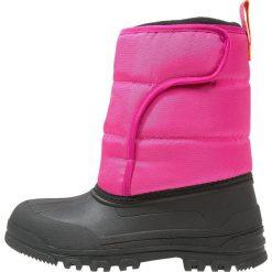 Polo Ralph Lauren HAMILTEN II  Śniegowce active pink. Czerwone buty zimowe damskie marki Polo Ralph Lauren. W wyprzedaży za 227,40 zł.