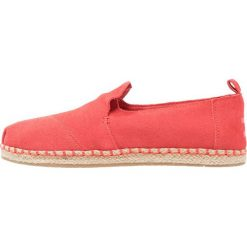 Tomsy damskie: TOMS DECONSTRUCTED ALPARGATA Espadryle red/hibiscus