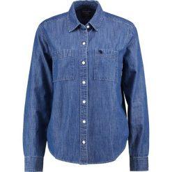 Koszule wiązane damskie: Abercrombie & Fitch CLASSIC Koszula medium denim