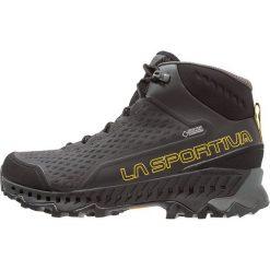 La Sportiva STREAM GTX Buty trekkingowe black/yellow. Czarne buty trekkingowe męskie La Sportiva, z gumy, outdoorowe. Za 899,00 zł.