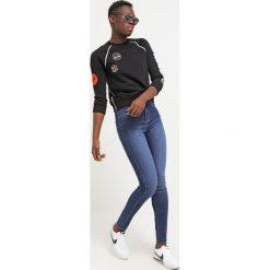 Cheap Monday HIGH SPRAY Jeans Skinny Fit dim blue. Niebieskie rurki damskie Cheap Monday. Za 209,00 zł.