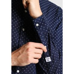 Koszule męskie na spinki: TOM TAILOR DENIM Koszula black iris blue