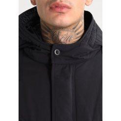 Płaszcze na zamek męskie: AllSaints FORDE Płaszcz zimowy black
