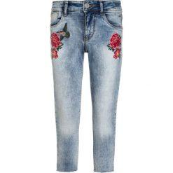 Cars Jeans EMBRO STRETCH Jeansy Slim Fit stone bleached. Niebieskie jeansy dziewczęce Cars Jeans, z bawełny. W wyprzedaży za 146,30 zł.